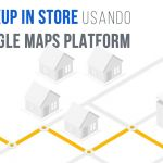 Pickup in Store Google Maps